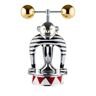 "Circus Limited Edition ""Strongman"" Nutcracker by Officina Alessi"