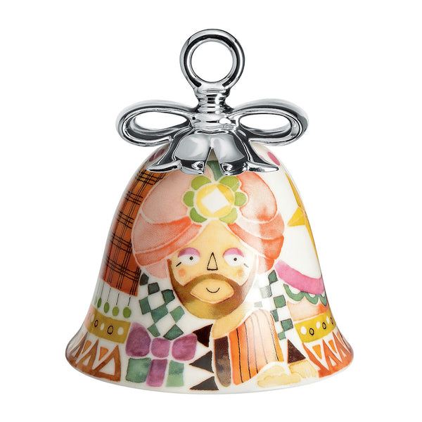 Holy Family Christmas Ornament/Bell by Alessi