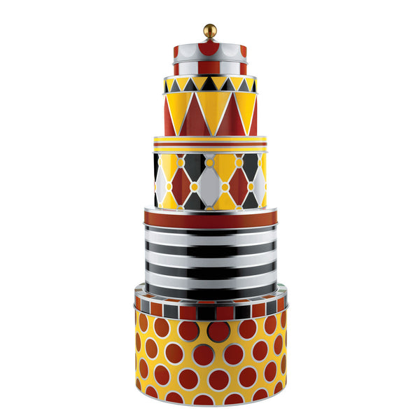 Circus Tin Sets by Alessi