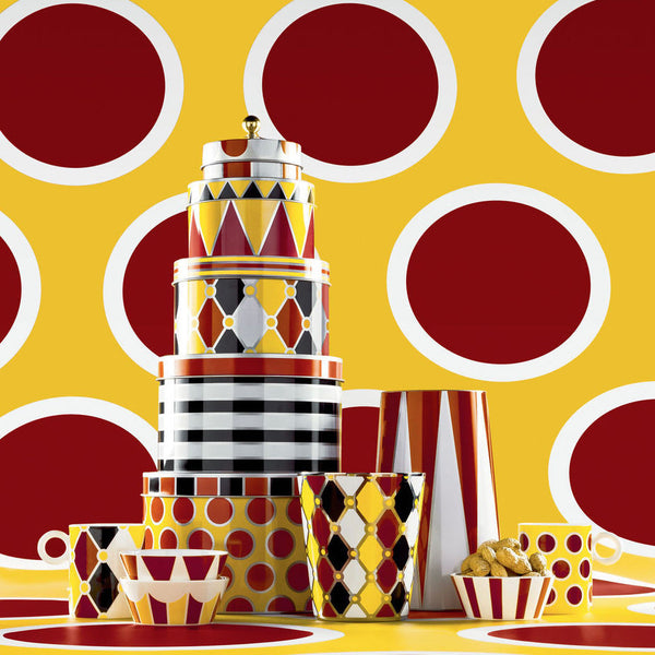 Circus Tin Bottle Stand by Alessi