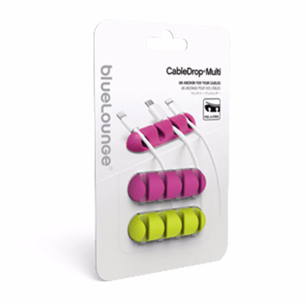 CableDrop Multi by Bluelounge