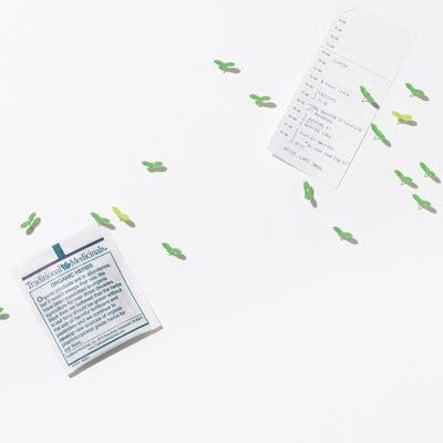 Green Pin Push-Pins by +d