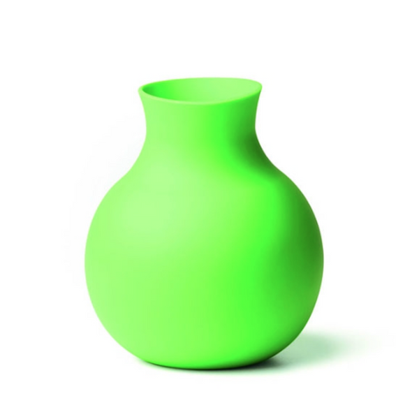 Rubber Vase by Menu