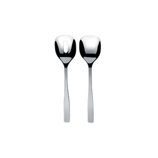 KnifeForkSpoon Salad Set by A di Alessi