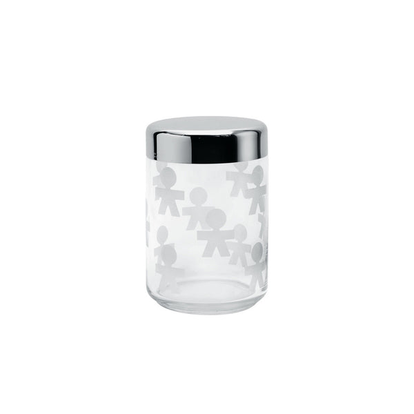 Girotondo Glass Container by A di Alessi