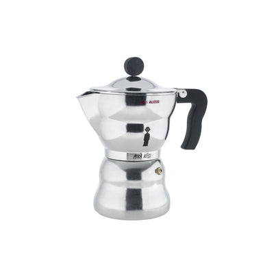 Moka Alessi Espresso Coffee Maker by A di Alessi