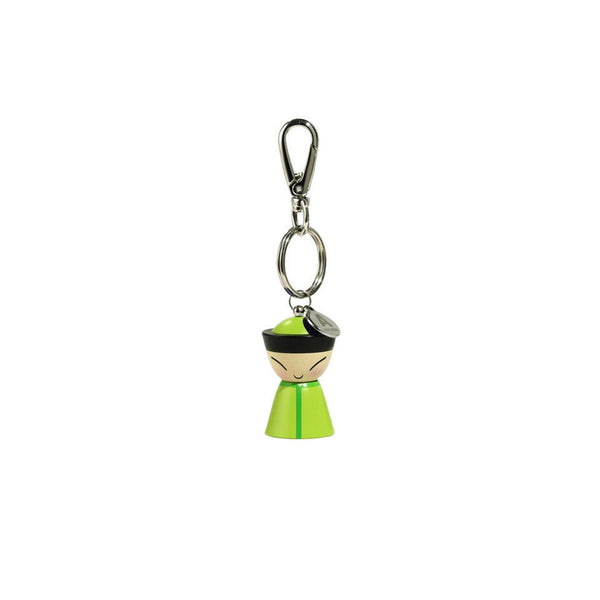 Chin Family Mr. Chin Key Ring by A di Alessi
