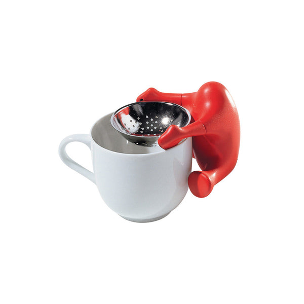 Te o Tea Strainer by A di Alessi