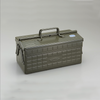 Accordion Toolbox, Small, by Toyo Steel