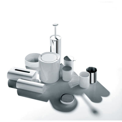Birillo Cotton Swab Holder by Alessi