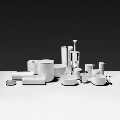 Birillo Cubed Tissue Holder by Alessi