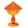 Mandarin Citrus Squeezer with Goblet by A di Alessi
