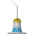 Angelo Figurine Incense Burner by Alessi