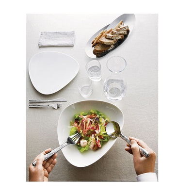 Colombina Fish Serving Spoon by Alessi