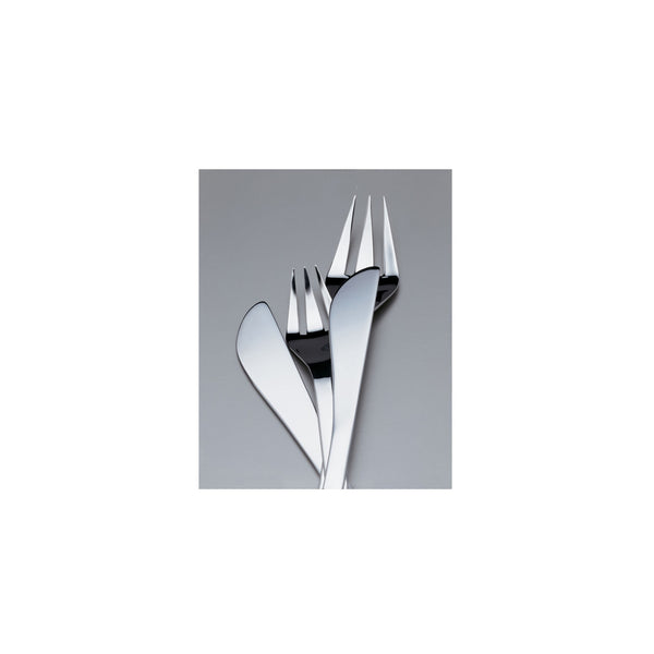 Colombina Dessert Fork by Alessi