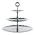 Dressed For X-mas Three-Tiered Cake Stand by Alessi
