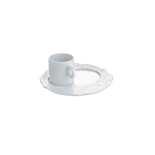 Dressed Mocha Cup by Alessi