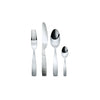 Dressed Flatware Place Setting, 75 Piece, by Alessi