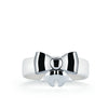Dressed For X-mas Napkin Ring, Set of 2, by Alessi
