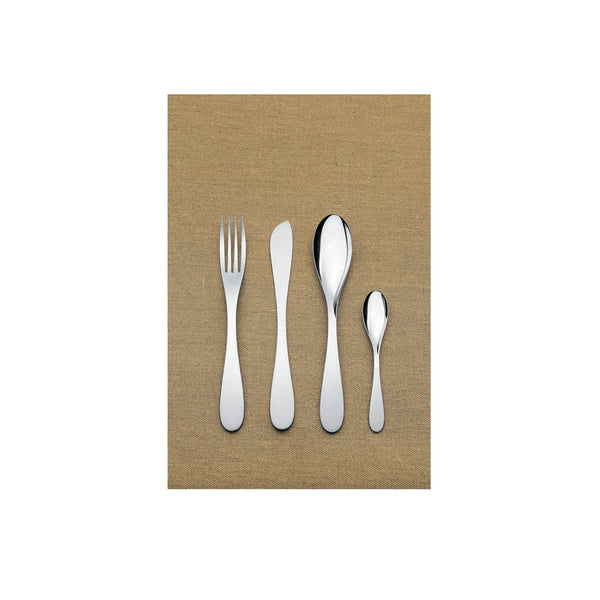 eat.it Flatware Place Setting, 24 Piece, by Alessi