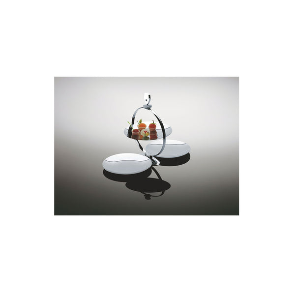 Fatman Folding Cake Stand by Alessi