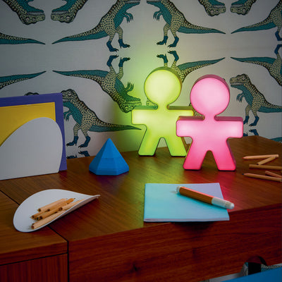 Girotondo LED Table Lamp by Alessi