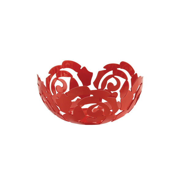 La Rosa Fruit Holder Basket, Small, by Alessi
