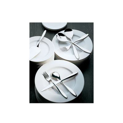 Mami Serving Fork by Alessi