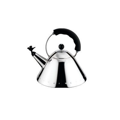 Michael Graves Kettle with Bird Whistle by Alessi