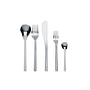 Mu Flatware Place Setting, 5 Piece, by Alessi