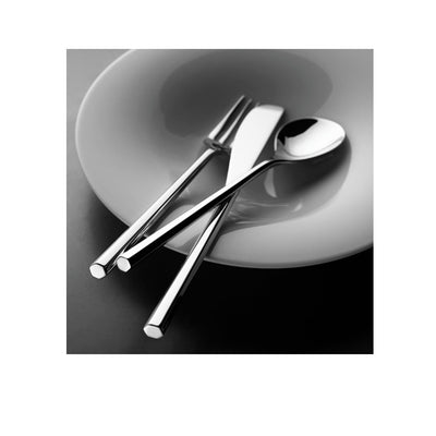 Mu Flatware Place Setting, 24 Piece, by Alessi