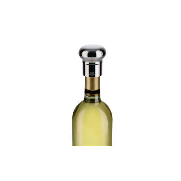 Noe Wine Bottle Stopper by Alessi
