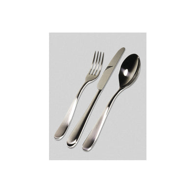 Nuovo Milano Dessert Fork by Alessi