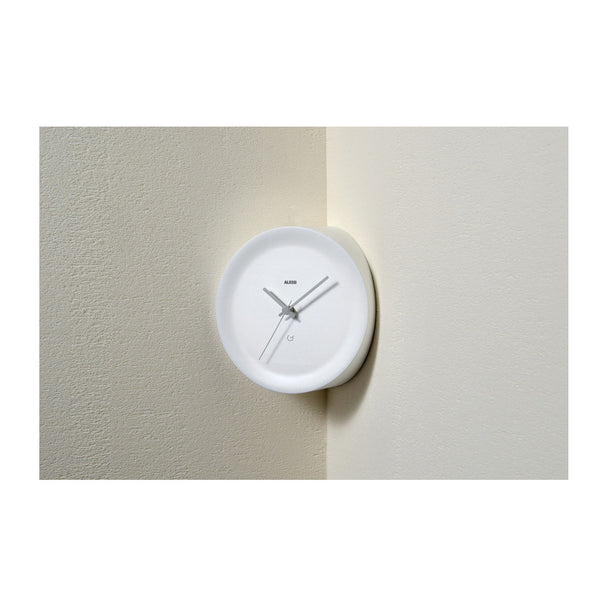 Ora In Wall Clock by Alessi