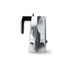 Ossidiana 6 Cup Espresso Coffee Maker by Alessi *OPEN BOX*
