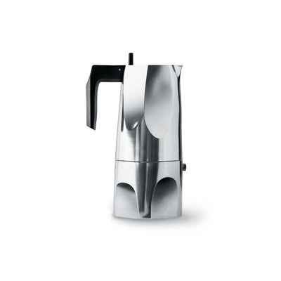 Ossidiana Espresso Coffee Maker by Alessi
