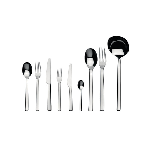 Ovale Mocha Coffee Spoon by Alessi
