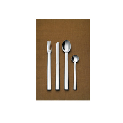 Rundes Modell Flatware Place Setting, 24 piece, by Alessi
