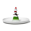 Scia Natalino! Figurine Pastry Plate by Alessi