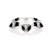 Super Star Six-Section Candy or Hors d'oeuvre Bowl by Officina Alessi
