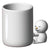 The Hug Mug by Alessi