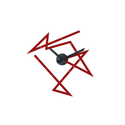 Time Maze Wall Clock by Alessi