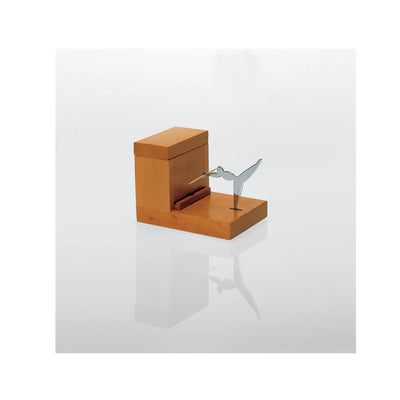 Toothpick Holder by Officina Alessi *OPEN BOX*
