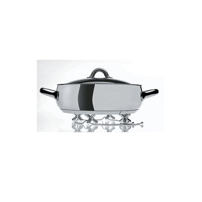 Tripod Trivet with Adjustable Elements by Alessi