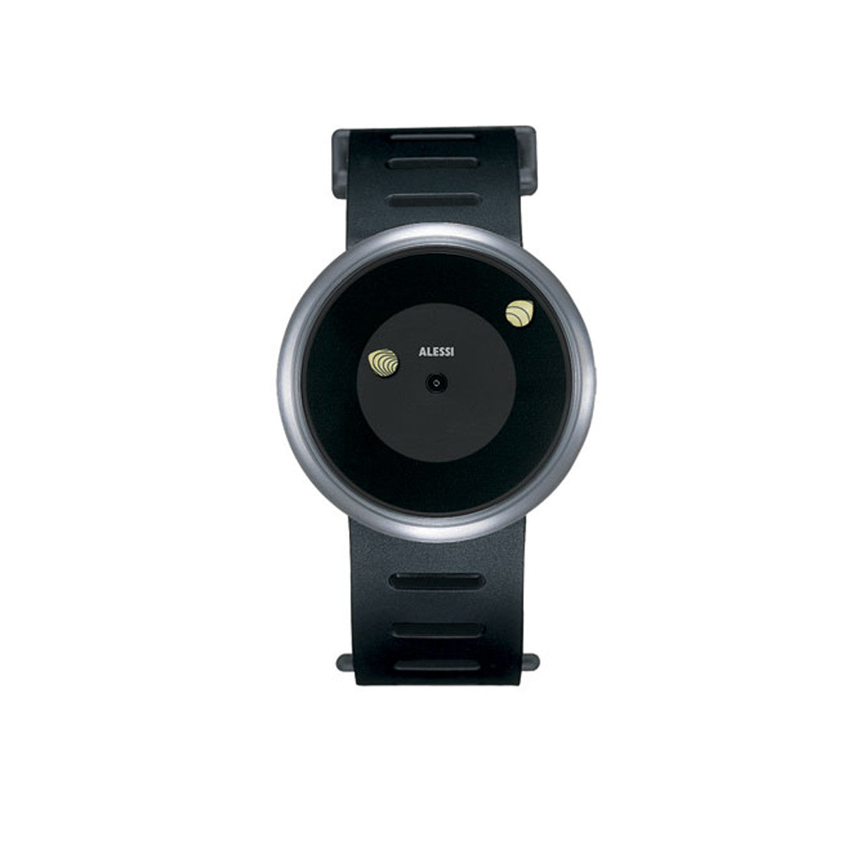 replacement strap for look no hands watch by alessi watches  - replacement strap for look no hands watch by alessi watches