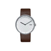 Replacement Strap for Out_Time Watch, Brown, by Alessi Watches
