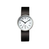 Replacement Strap for Record Watch Achille Castiglioni, Small, Black, by Alessi Watches