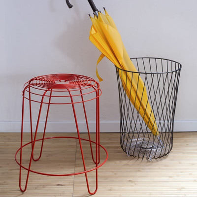 A Tempo Umbrella Stand by A di Alessi