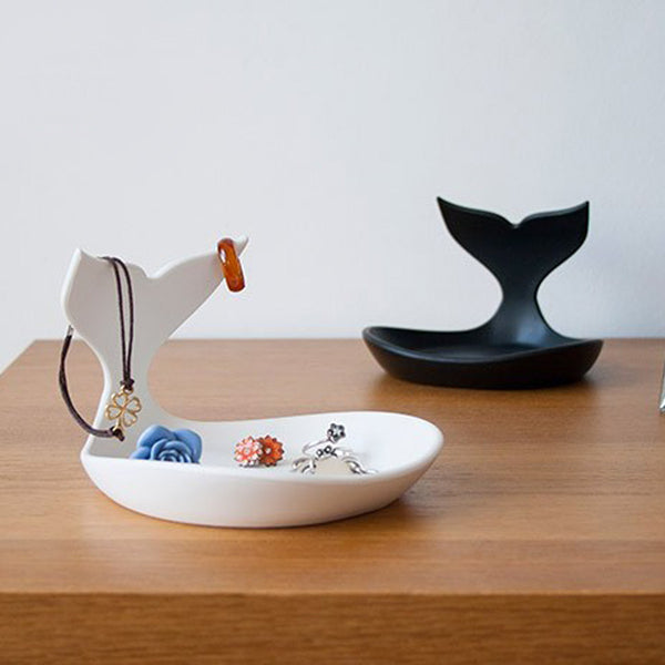 Baby Whale Jewelry Dish by J-Me