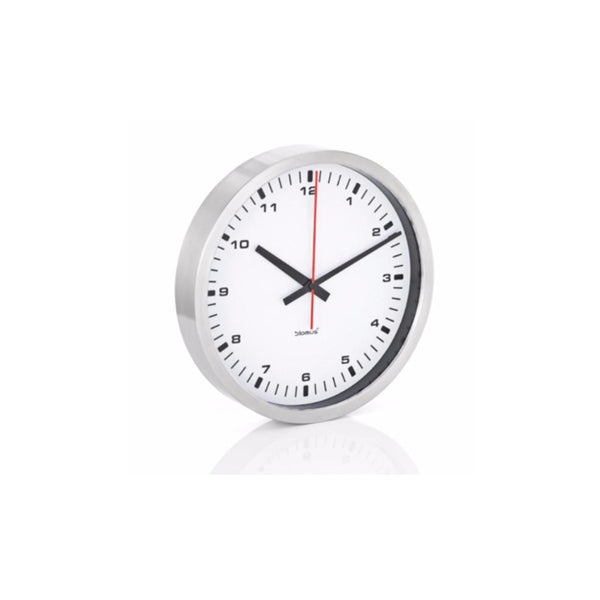 Era Wall Clock, Medium, by Blomus
